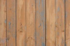 El fondo en estilo un rústico de vieja luz pintó a los tableros de madera Foto de archivo
