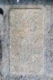 El fondo gris de la textura de la piedra de la aspereza superficial Foto de archivo libre de regalías