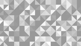 El fondo monocromático de los triángulos libre illustration