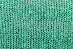 el fondo, textura de la tela hecha punto mezcla, perno hecho punto muestra Fotografía de archivo