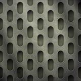 Rejilla de acero Imagen de archivo