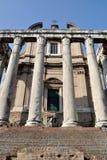 El foro antiguo, Roma Italia Fotografía de archivo libre de regalías