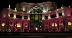 El foro hace compras en Las Vegas, nanovoltio Imagen de archivo