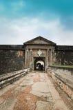 el-fortmorro Puerto Rico Royaltyfria Foton
