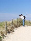 El fotógrafo 2 Foto de archivo