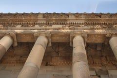 El fragmento del friso del templo de Garni, Armenia imágenes de archivo libres de regalías