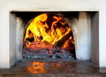 El fuego Fotos de archivo