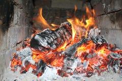 El fuego Foto de archivo libre de regalías
