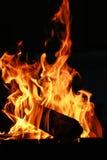 El fuego imagen de archivo