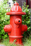 El fuego de la fontanería Imagenes de archivo
