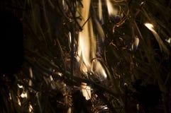 El fuego de las balas ardientes de soja Imágenes de archivo libres de regalías