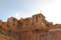 El fuerte de Jaisalmer Fotos de archivo