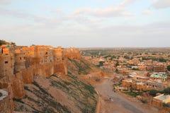 El fuerte de Jaisalmer Imagenes de archivo