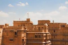 El fuerte de Jaisalmer Imagen de archivo libre de regalías