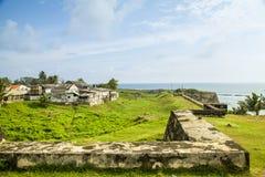 El fuerte en Galle Imagen de archivo libre de regalías