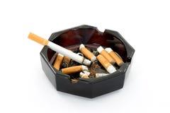 El fumar Fotos de archivo libres de regalías