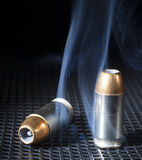 El fumar caliente Imagen de archivo