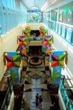 El galleria máximo, Hong-Kong Foto de archivo libre de regalías