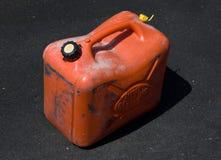 El gas puede Imagen de archivo libre de regalías