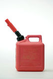 El gas sucio puede Imagen de archivo