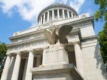 El general Grant National Memorial en Nueva York Imagen de archivo libre de regalías