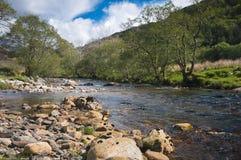El a Ghlinne Bhig de Abhainn del río Fotos de archivo libres de regalías