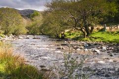 El a Ghlinne Bhig de Abhainn del río Fotografía de archivo libre de regalías