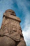 El Gigantes de Tula Imagen de archivo