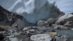 El glaciar de Khumbu metrajes