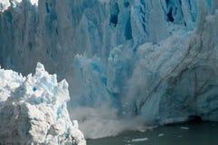 El glaciar de Perito Moreno fotos de archivo