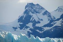 El glaciar de Perito Moreno imagenes de archivo