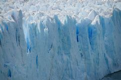 El glaciar de Perito Moreno Fotografía de archivo