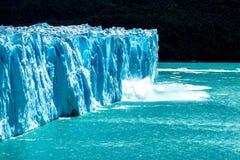 El glaciar de Perito Moreno Foto de archivo