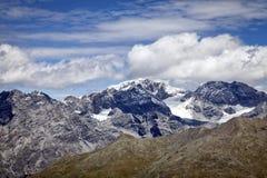 El glaciar de Stevio Imagen del color Fotos de archivo libres de regalías