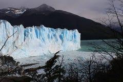 El glaciar Perito Moreno Foto de archivo libre de regalías