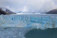 El glaciar Perito Moreno - Patagonia la Argentina Foto de archivo libre de regalías