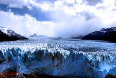 El Glacier Perito Moreno. En Patagonia, Argentina stock photo