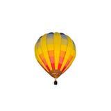 El globo del aire caliente photgrphed en el Bealton, demostración de aire del circo del vuelo del VA Foto de archivo libre de regalías