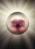 El globo protegido libre illustration