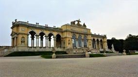El Gloriette, Viena Imagen de archivo libre de regalías