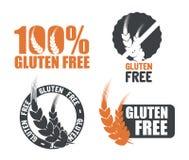 El gluten libera Imágenes de archivo libres de regalías
