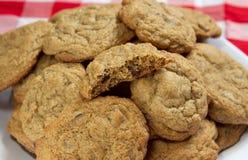 El gluten libera las galletas Fotos de archivo