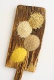 El gluten libera las harinas Fotos de archivo