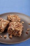 El gluten libera las tortas Imagen de archivo libre de regalías