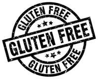 El gluten libera el sello libre illustration