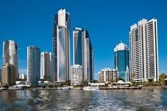 El Gold Coast Fotografía de archivo libre de regalías