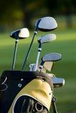 El Golfing Imágenes de archivo libres de regalías
