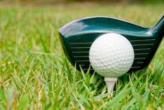 El Golfing Fotografía de archivo