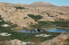 El Golfing fuera de Las Vegas imagenes de archivo