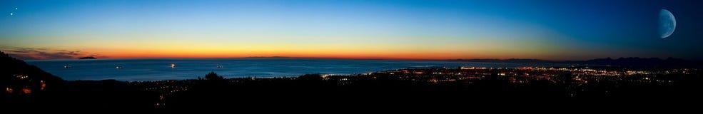 El golfo de Livorno Fotos de archivo libres de regalías